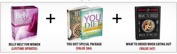 Belly Fat Melt Discount