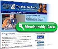 Doggy Dan's Online Dog Trainer