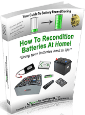 EZ Battery Reconditioning