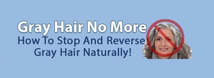 Gray Hair No More Discount