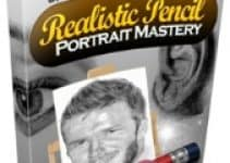 Realistic Pencil Portrait Mastery