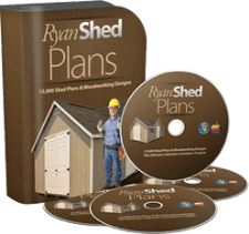 Ryan Shed Plans