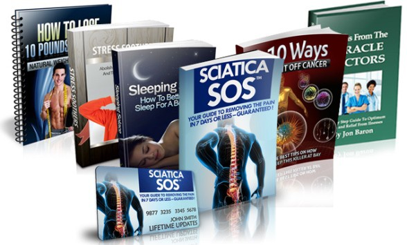 Sciatica SOS Bundle