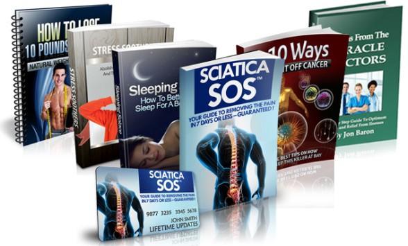 Sciatica SOS Discount