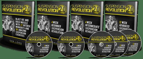 Suspension Revolution 2.0 Cover