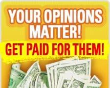 Take Survey for Cash