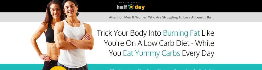 The Half Day Diet Discount