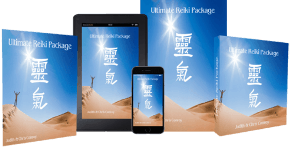 Ultimate Online Reiki Package Cover