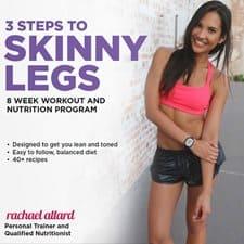 3 Steps to Skinny Legs