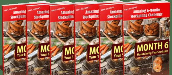 Amazing Stockpiling Challenge