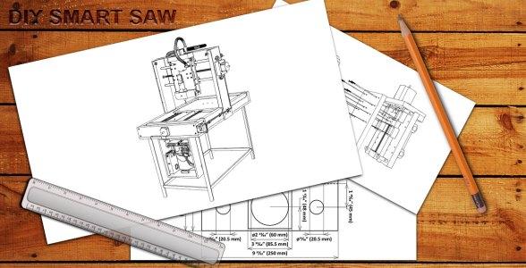 DIY Smart Saw Cover