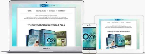 The Oxy Solution Discount
