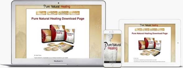 Pure Natural Healing Discount
