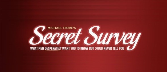 Secret Survey Cover