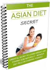 The Asian Diet Secret