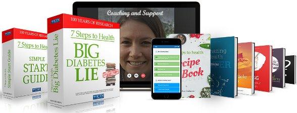 Big Diabetes Lie Cover