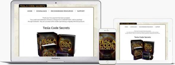 Tesla Code Secrets Discount