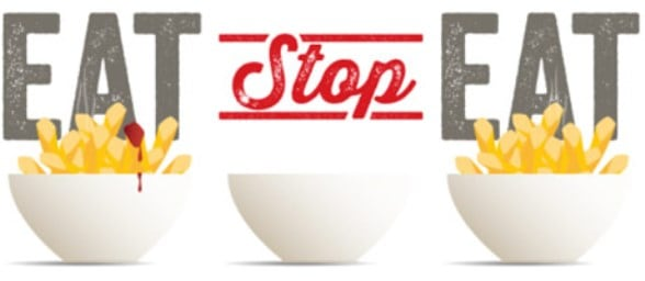 Eat Stop Eat Cover