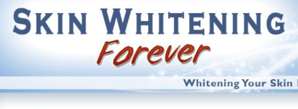 Skin Whitening Forever Cover