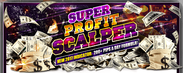 Super Profit Scalper Cover