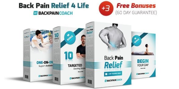 Back Pain Relief 4 Life Discount