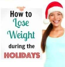 Weight Loss During the Holidays