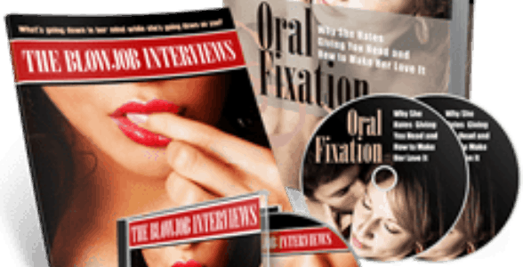 Oral Fixation Discount