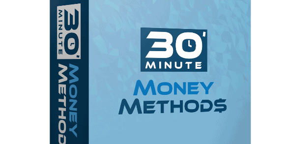 30 Minute Money Methods Cover