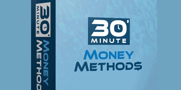 30 Minute Money Methods Discount