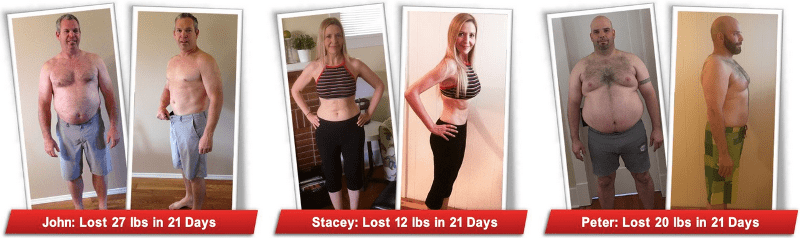 Flat Belly Fix Results