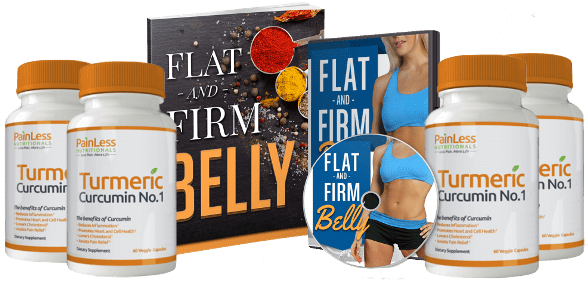 Menopause Belly Support System + Turmeric Curcumin No.1 Discount