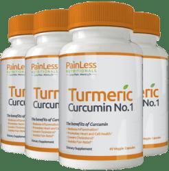 Turmeric Curcumin No.1