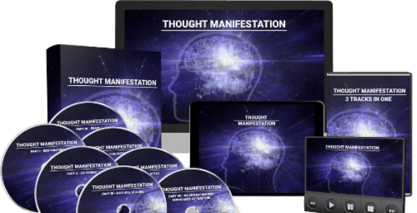 Thought Manifestation Cover