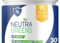 Neutra Greens Bottle