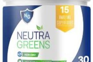 Neutra Greens Bottle