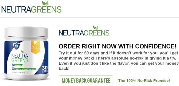 Neutra Greens Discount