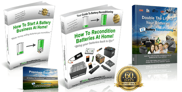 EZ Battery Reconditioning Review Cover