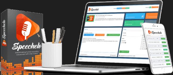 Speechelo Software
